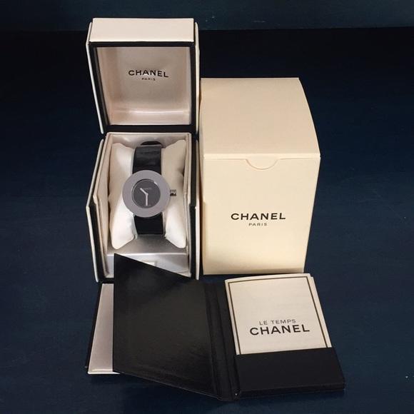 CHANEL Accessories   La Ronde Watch   Poshmark 1e125df2da55